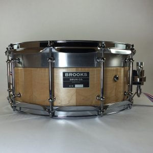 stave drum,stave drums,stave drum shells,stave drum kit,stave snare drums,brooks drum company,brooks drum,solid drum shell,solid shell,solid snare,solid snare drum,snare drum, best snare drum 2019,handcrafted,artisan,custom snare drum,aluminum snare drum,hybrid snare,hybrid drums,hybrid drum,maple,walnut snare